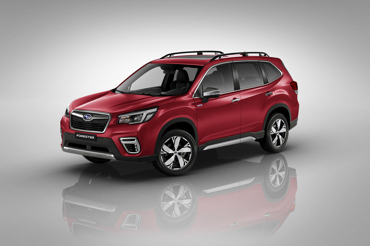 FORESTER e‑BOXER 2.0i Style