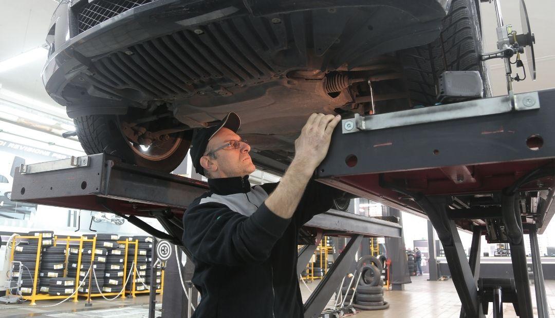 Autorizovaný servis Subaru je to najlepšie, čo môžete pre vaše auto urobiť