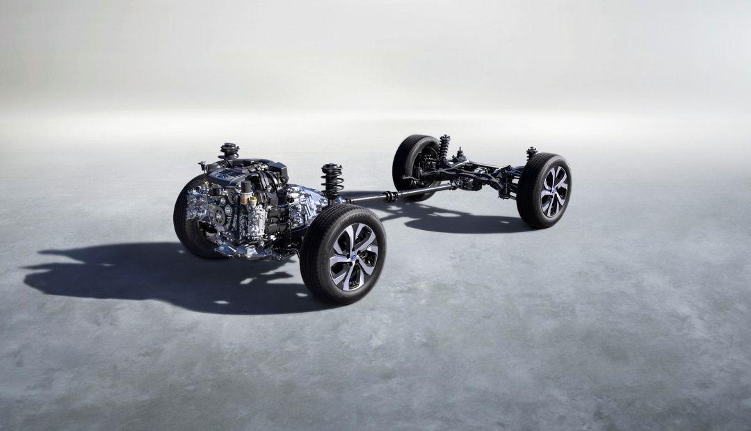 Značka Subaru dosiahla hranicu 20 miliónov vyrobených vozidiel  s pohonom všetkých kolies